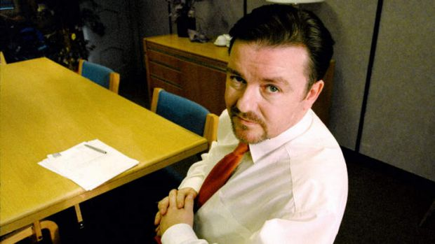 Another airing ... <i>The Office's</i> David Brent returns.