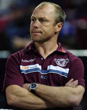 """We were one of the clubs named so we're expecting [it]. Hopefully it will be sooner rather than later,"" Sea Eagles ..."