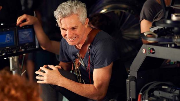 In the hot seat: Baz Luhrmann.
