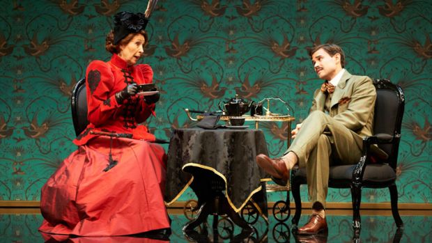 <i>The Importance of Being Earnest</i> is on at the State Theatre Centre until March 28