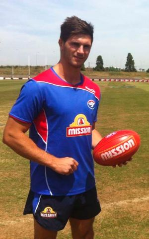 Koby Stevens joins the Dogs from the Eagles.