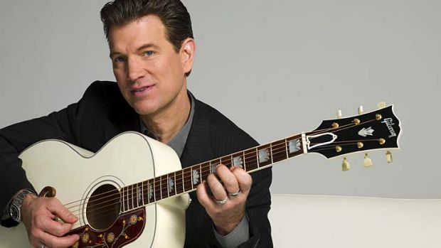 Chris Isaak plays the State Theatre on Wednesday