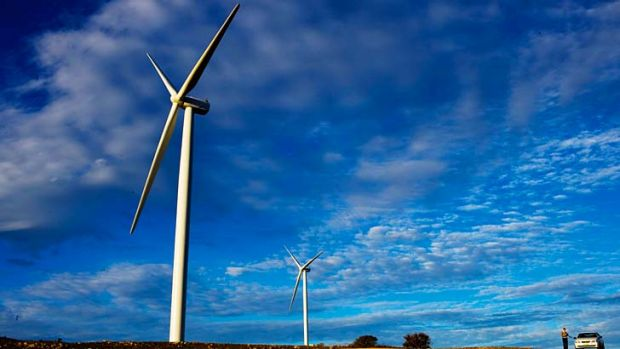 Wind farms set weekly records earlier this month, supplying 7.6% of the National Electricity Market.