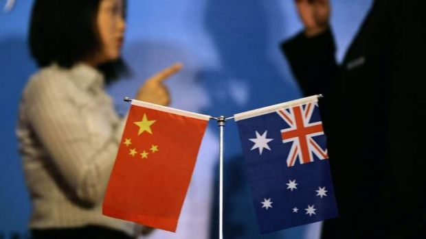 Australia is still No.1, but China is expanding its horizons.