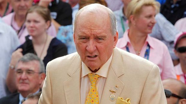 Racial slurs could have landed broadcaster Alan Jones with 3 years in jail.