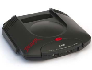 The Atari Jaguar.