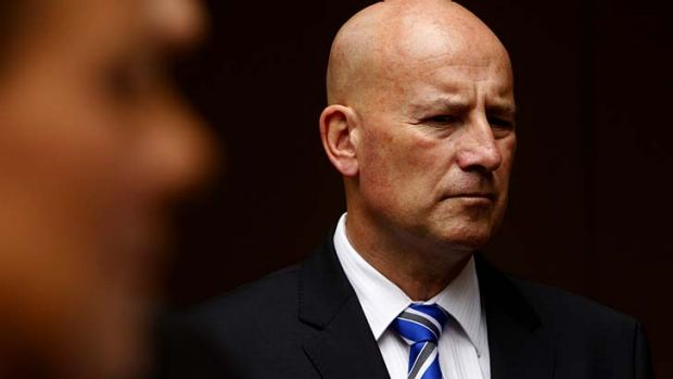 """""""We need more police resources thrown at the problem"""": Opposition leader John Robertson."""