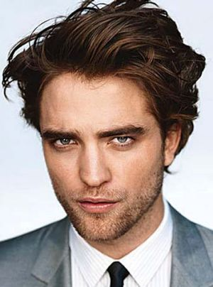 Casting a wide net: Robert Pattinson.