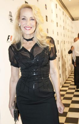 Jerry Hall at the GP @ 23 party at Club 23 at Crown.