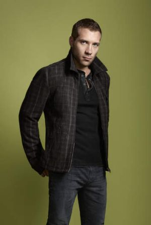 Australian actor Jai Courtney.