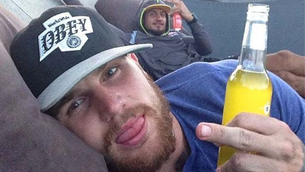 """""""Make your own luck! Whatever will be will be!"""": Josh Dugan."""