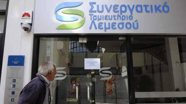All Cyprus' bank depositors, from labourer to granny, will be hit with the deposit tax.