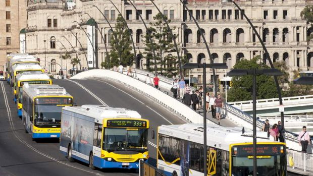 Brisbane bus routes are set for a revamp.