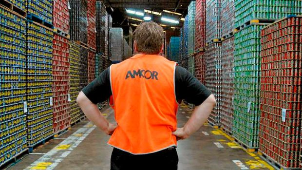 Packaging company Amcor is among several manufacturers considering social media to boost productivity.