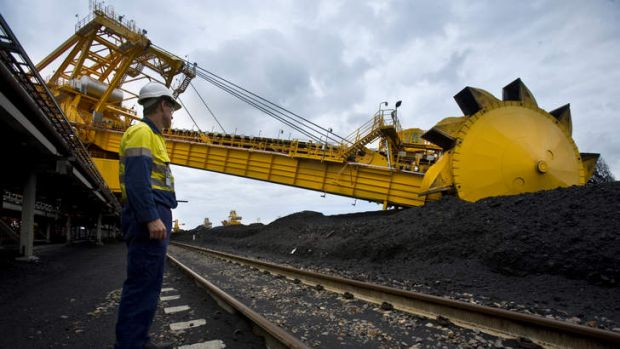 Weak prices, rising costs and the high Australian dollar are making coal a dirty word.