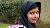 Malala returns to school  (Video Thumbnail)