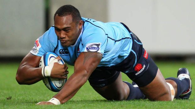 Wallabies prop Sekope Kepu returns to the starting side for the Waratahs.