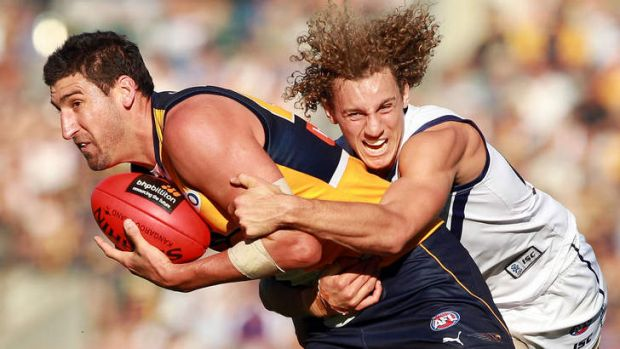Transperth say they planned the works before the Eagles-Dockers clash was announced.