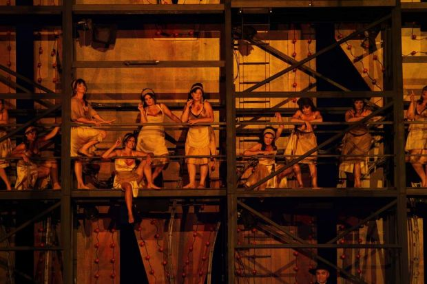 Carmen: Handa Opera on Sydney Harbour.