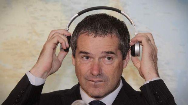 Communications minister Senator Stephen Conroy previously said the government's deadline for passing the bills was firm.