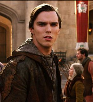 Giant undertaking: Nicholas Hoult plays the title character in <i>Jack the Giant Slayer</i>.