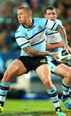 Sharks contract talks called off: Carney.