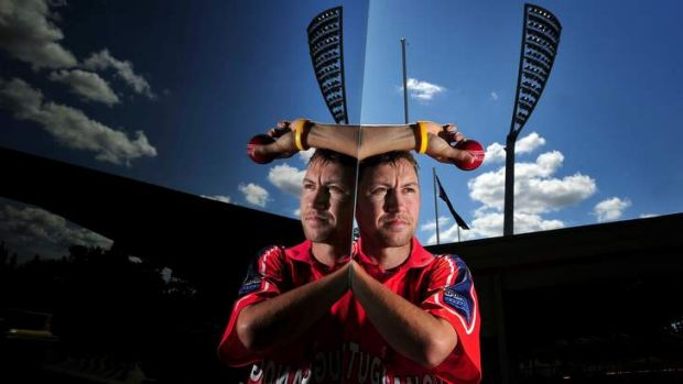 Tuggeranong fast bowler Chris Prescott is keen to take on Wests-UC in the decider.
