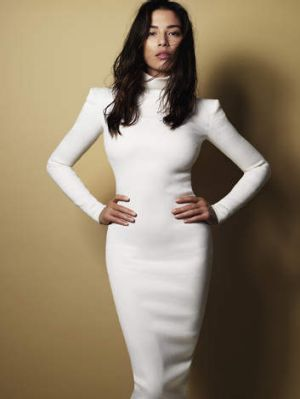 """Jessica Gomes: industry was """"prone to white, girl-next-door-looking girls""""."""
