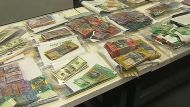 $10 million in cash, handbags and jewelry seized in bust  (Video Thumbnail)