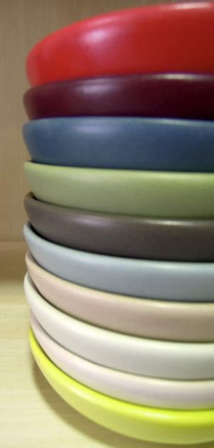 Bison homewares new colours.