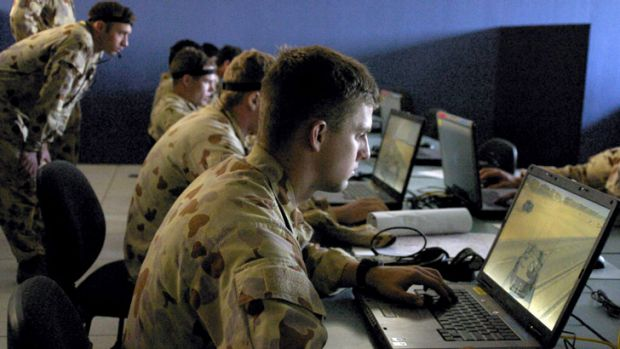 On guard: Cyber attacks are low on the security breach list.