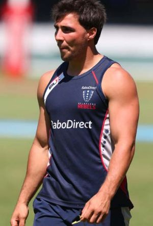 Nick Phipps says he wanted to remain at the Rebels, but it became apparent the feeling was not mutual.
