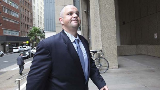 A  'very lucky man' : Nathan Tinkler has been drawing cash from his wife's trust tax-free.