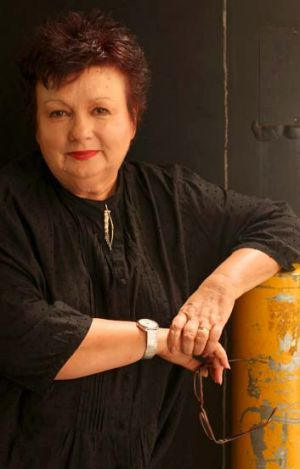 Veteran: Gale Edwards is well known for theatre and opera productions.