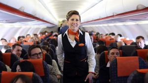 EasyJet has indicated that it might make huge losses this year.