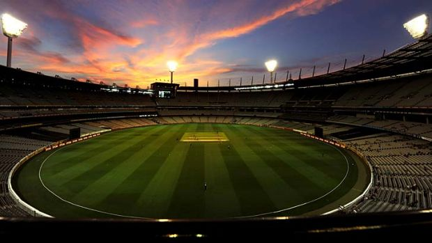 Cricket remains the protected MCG tenant until the last weekend of March.