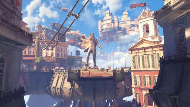 Spacious and sun-drenched, yet dangerous and depraved. Bioshock Infinite's Columbia is one of the most vividly-realised ...