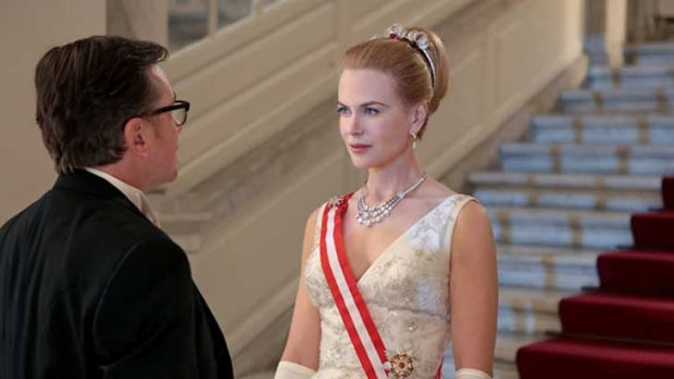 Oscar hopes ... Nicole Kidman in Grace of Monaco.