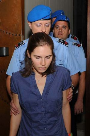 Italy's highest court has ordered a retrial for Amanda Knox and her former boyfriend Raffaele Sollecito over the 2007 ...