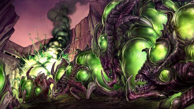 Working his dream job at Blizzard has allowed Luke Mancini to take the time to develop complete scenes rather than ...