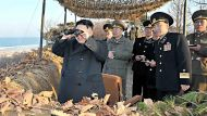 North Koreans voice support for targeting US (Video Thumbnail)