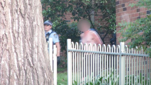 A 36-year-old man known to police was arrested at the scene.