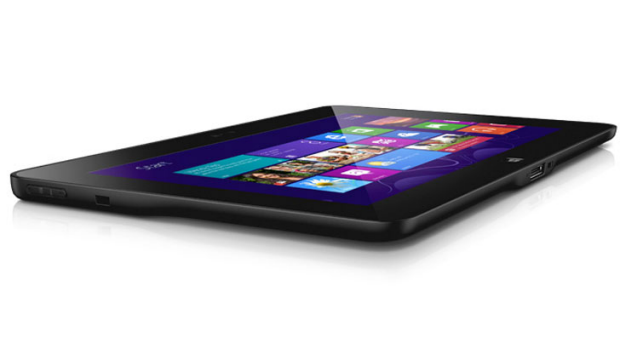 Dell Latitude 10 Windows 8 tablet.