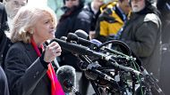 Gay marriage plaintiff hopeful about ruling (Video Thumbnail)