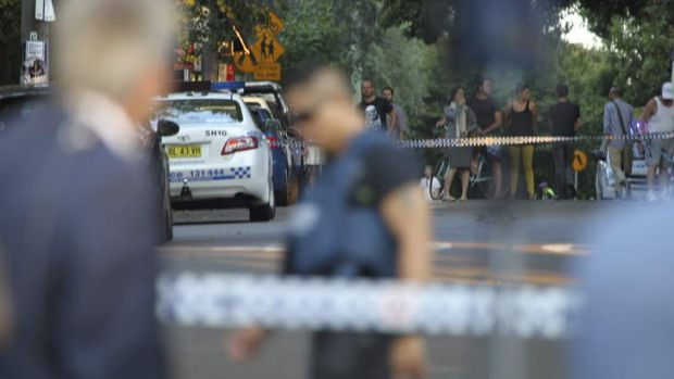 A man has been charged after a siege in Surry Hills.