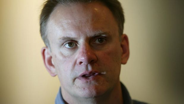 """Mark Latham: says Joel Fitzgibbon is """"not good with numbers""""."""
