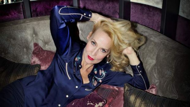 The poetry-writing, science-loving  Jerry Hall will play the role of Mrs Robinson in <i>The Graduate</i> in Melbourne in ...