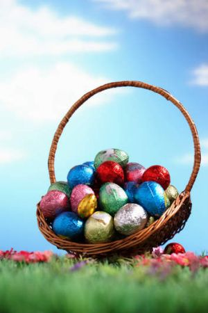 The Easter Eggstravaganza is on at the CSIRO Discovery Centre on Saturday.