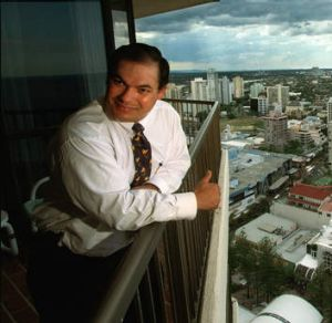 Gold Coast mayor Tom Tate.