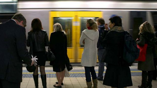 More than 50 expert reports commissioned: Still there is no ventilation system for Sydney's underground train tunnels.